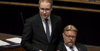 """Immonen: Elpymispaketti murentaa EU:n sääntöperusteisuutta, lisää moraalikatoa ja vie Suomen tulonsiirtounioniin – """"Tätä emme hyväksy, tuskin hyväksyy Suomen kansakaan"""""""