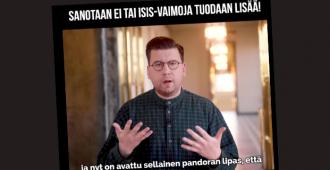 """Tynkkynen: Sanotaan Pekka Haavistolle """"EI"""" – muuten ISIS-vaimoja tuodaan Suomeen lisää (video)"""