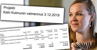 Jos Katri Kulmunin Tekir-lasku liittyy olennaisilta osiltaan keskustapuolueen toimintaan, ei hän voi enää jatkaa ministerin tehtävässään