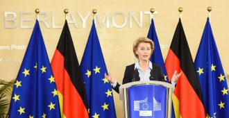 Komission puheenjohtaja Von der Leyen kertoi jäsenmaiden sopineen EU:n velanotosta – se nyt vain sattuu olemaan perussopimuksen vastaista