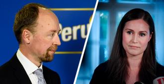 Halla-aho: Edustaako Marinin hallitus Suomea Brysselissä vai Brysseliä Suomessa?