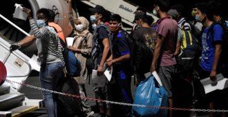 """Immonen: EU ei saa sanella Suomen maahanmuuttopolitiikkaa – """"Komissio ajaa järjestelmää, jossa pakolaisleirin polttaminen palkitaan pääsylipulla Eurooppaan"""""""