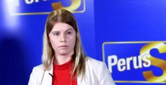 """Kansanedustaja Simula palaa äitiyslomalta ja lähtee ehdolle kuntavaaleihin: """"Edessä entistä vaikeammat taloudelliset ajat"""""""
