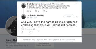 Vasemmistoliiton ex-toiminnanjohtajan juttu eteni syyteharkintaan – perusti Twitter-tilin, jolta lähetettiin tappouhkauksia