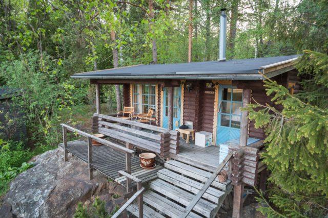 Minna Reijonen: Vapaa-ajan asunnon muuttamista vakituiseksi asunnoksi tulee helpottaa...
