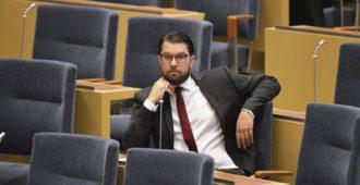 """Jimmie Åkesson Ruotsin budjettiesityksestä: """"Lässähtänyt pyttipannu – sekalainen keitos vasemmistoliberaalien mielitekoja"""""""