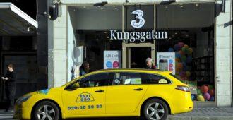 Rikolliset ovat hälyttävän usein ruotsalaisen taksin puikoissa – erityisen usein kyse on seksuaalirikollisesta