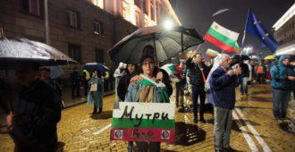 Bulgarian korruptiota vastustavat protestoijat paljastavat EU:n kaksinaismoraalin oikeusvaltiokäsitteessään