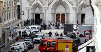 Nizzan terrori-iskussa kolme kuolonuhria