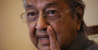 """Malesian ex-pääministeri: """"Muslimeilla on oikeus tappaa miljoonia ranskalaisia"""""""