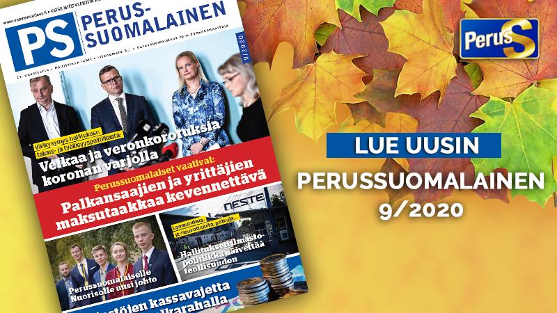 Perussuomalainen 92020 - Suomen Uutiset
