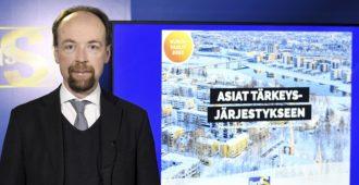 Halla-aho Veitsiluodon tehtaan sulkemispäätöksestä: Taivastelu ja sympatiat eivät pelasta suomalaista vientiteollisuutta – ilmastopolitiikassa tarvitaan täyskäännös