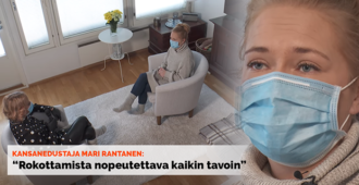 """""""Koronanyrkki pöytään nyt"""" – kansanedustaja Rantanen kritisoi koronatoimia sekavuudesta"""