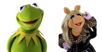 """Voi elämän kevät! Disney luokitteli Muppetit """"loukkaavaksi sisällöksi"""", Kermit ja Miss Piggy liian vaarallisia lasten silmille"""