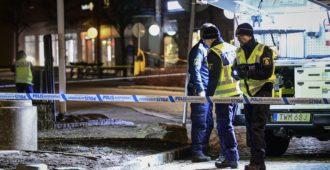 Ruotsin veitsi-iskun tekijä Afganistanin kansalainen