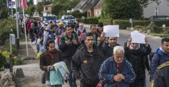 """Tanskalainen kansanedustaja Mette Thiesen: """"Pakolaiset palautettava takaisin turvalliseen kotimaahansa auttamaan jälleenrakennuksessa"""""""