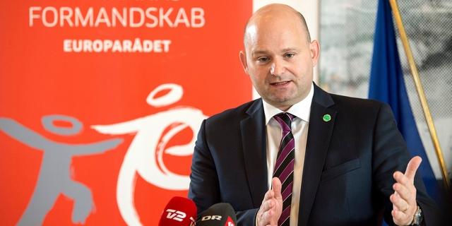 Tanskan entinen oikeusministeri jengirikollisuudesta: Ruotsin tilanne tarkoittaisi Tanskassa katastrofia